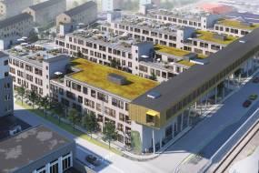 Nyt hotelprojekt med ungdomsboliger på Amager