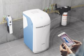 Nyt intelligent BWT anlæg beskytter mod kalk og vandskader