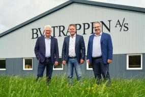 Nyt, stærkt ejerskab forstærker BV Trappens position som en af Danmarks førende trappeproducenter