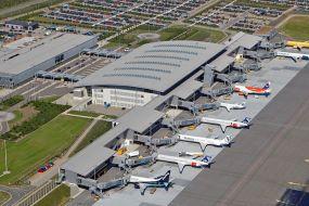 Ombygning af Billund lufthavn