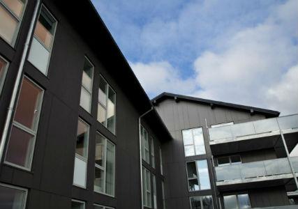 Ombygning af Søholtkollegiet