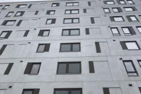 Opførelse af boliger i Trianglen, Vejle