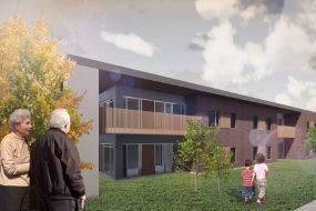 Opførelse af friplejehjem - Odense