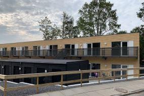 Oplev de nye Spaze boliger fra Prodatek