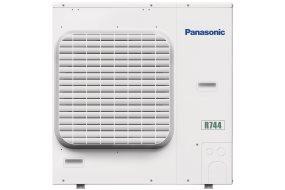 Panasonic kondenseringsenheder med naturligt kølemiddel