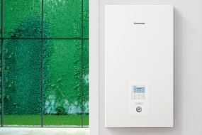 Panasonic sætter den globale opvarmning på køl