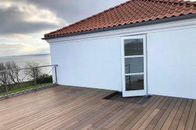 Patenteret skruefri terrassebelægning fra DOLLE Nordic A/S