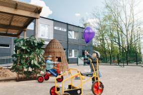 Pavillonbygninger løser pladsproblemer i danske skoler