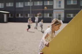 Plads til at lære: gode midlertidige lokaler sikrer skolearbejdet med godt indeklima