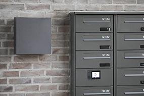 Renz elektronisk postkasseanlæg igen valgt til ny ejendom i Aalborg