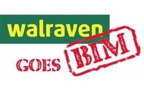 Rørophæng og befæstelse som BIM-objekter fra Walraven