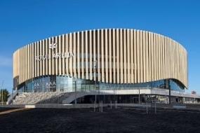 Royal Arena i Ørestad Syd