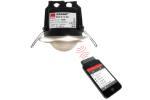 Sensor med integreret LED belysning