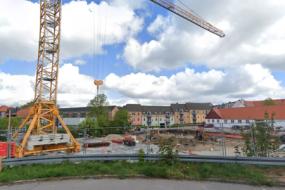 Slotsengen Herredsvejen og Slotshusene