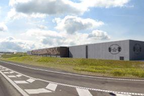 Søstrene Grenes nye logistikcenter
