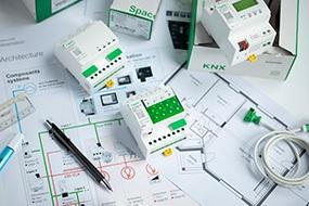 SpaceLogic KNX: Velkommen til næste generations KNX fra Schneider Electric