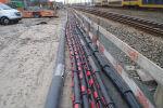 Stærk og delbar kabelbeskyttelse