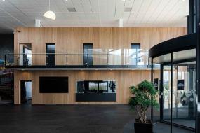Stærkt forbedret akustik i Kulturcenter Limfjord