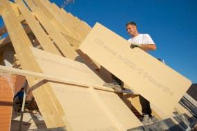 STEICO byggesystem til passivhuse