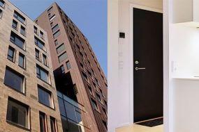 TBT Tower - Opførelse af boliger og erhverv
