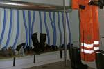 Tørt tøj til Materielgårdens ansatte