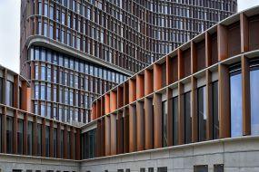 Udbygning af Panum Instituttet - Mærskbygningen
