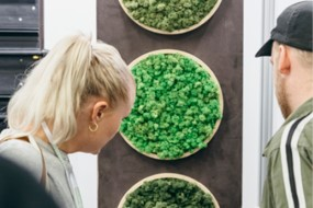 Udstil dine bæredygtige produkter på Building Green