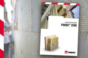 Unik isoleringsløsning med PAROC® ZERO