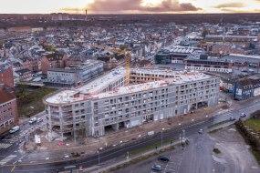 Uniplan Danmark er specialister i undergulve til store opgaver