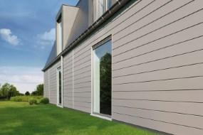 Vælg den rigtige facade: Cedral Click fibercement facadeplanker fra Etex