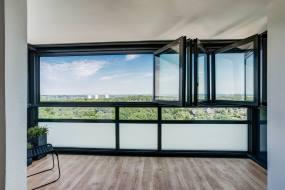 Værdifuld udvidelse af beboelsesrummet med balkonsanering