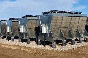 Varmevekslere, tørkølere og kondensatorer