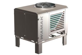 Wamak luft/vand varmepumper